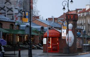 Szukają ofiar schronu przy Placu Dominikańskim w Gdańsku