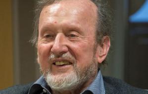 Poeta Ernest Bryll honorowym obywatelem Gdyni