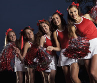 Czy cheerleaderki na Euro to przeżytek?