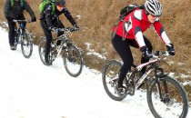 Rezerwat Przyrody Bursztynowa Góra na rowerze