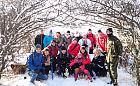 Zimowa wędrówka wśród trójmiejskich okazów przyrody