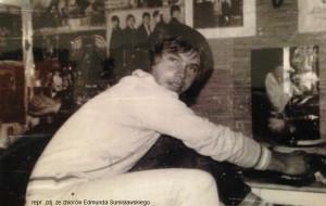 Jagger z Orłowa i jego Muzeum Bluesa