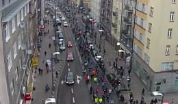 Zamknięte ulice - zamach na wolność?