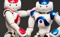 Roboty podobne do człowieka w Centrum...