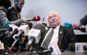 Wałęsa nie obawia się kolejnych dokumentów o TW Bolku