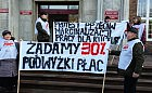 Pracownicy Opery Bałtyckiej znów protestują