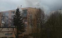 Pożar mieszkania na Morenie - jedna osoba...