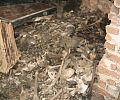 Szczątki ofiar pożaru kościoła czekają na ekshumację