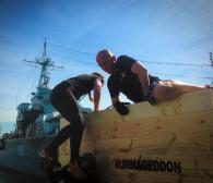 Ekstremalny trening na... pokładzie okrętu