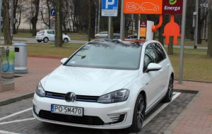 Volkswagen GTE - elektryczny Hot Rod