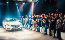 Mercedes Klasy E zaprezentowany w B90
