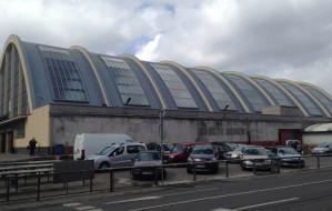 Gdynia: remont elewacji hal targowych