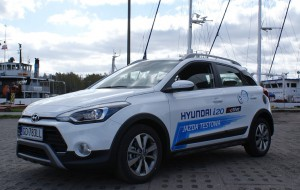 Wyrośnięty Hyundai i20 Active