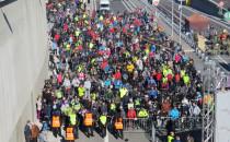 Tysiące zwiedzających na dniu otwartym...