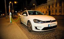 Volkswagen e-Golf: 100 km trasy za 10 zł