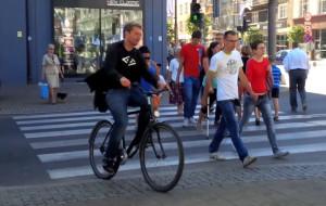 Piesi i rowerzyści będą bezpieczniejsi?