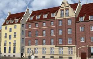 Nowy hotel powstanie w centrum Gdańska
