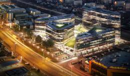 Będzie nowy park biurowy przy al. Grunwaldzkiej?