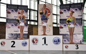 Worek medali w gimnastycznych MP
