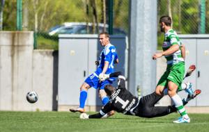 Bałtyk pokonał Lechię II aż 3:0
