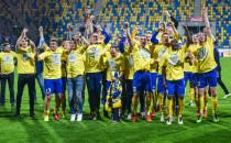 Arka Gdynia świętuje awans do ekstraklasy