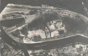 Nieznana fotomapa Westerplatte