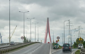 Trasą Sucharskiego pojedziemy 100 km/h