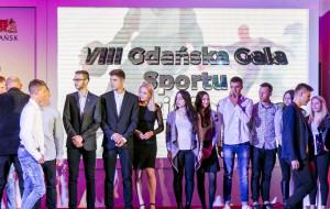 Gdańsk nagrodził młodych sportowców