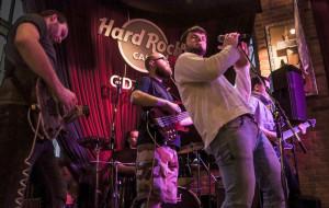 Powalczą o 50 tysięcy dolarów w Hard Rock Cafe