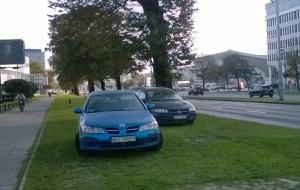 Wciąż problemy z parkowaniem w Oliwie