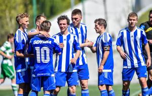 Piłkarze Bałtyku zdegradowali Drawę