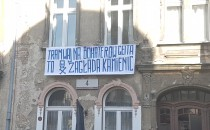 Mieszkańcy Bohaterów Getta boją się tramwaju