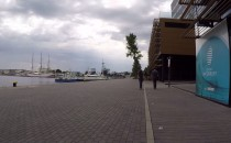 Nowe nabrzeże w Gdyni wciąż czeka na...