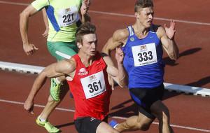 Szybkie sprinty w Memoriale Żylewicza