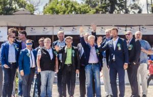 Złoci olimpijczycy spotkali się w Sopocie