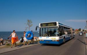 Latem więcej kursów na trójmiejskie plaże