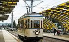 Dwie linie turystyczne z zabytkowymi tramwajami