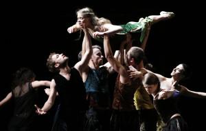 """Taniec, miłość, namiętność - recenzja """"Tristan & Izolda"""" w Operze Bałtyckiej"""
