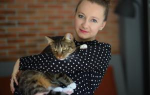 Portret z kotem. Niezwykły cykl trójmiejskiej fotografki