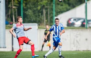 Piłkarze Bałtyku wznowili treningi