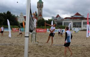 Siatkarskie turnieje na trójmiejskich plażach