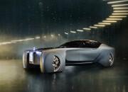 Rolls-Royce pokazał samojezdną i w pełni elektryczną limuzynę