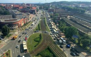 Po Gdańsku w wakacje jeździmy wolniej niż przed rokiem