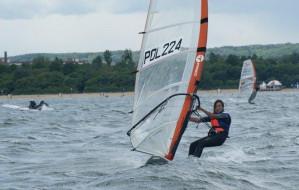 Mistrzostwa Europy w windsurfingu w Sopocie