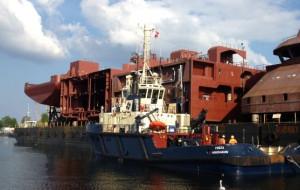 Nowy inwestor na Wyspie Ostrów. Montex Shipyard wchodzi do strefy