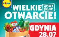 Otwarcie nowego sklepu Lidl w Gdyni