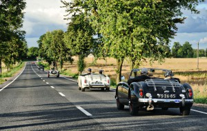 Miłośnicy starej motoryzacji odwiedzą Trójmiasto