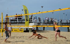 Rekordowy turniej siatkówki plażowej