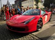 34 Ferrari zaparkowały w Sopocie