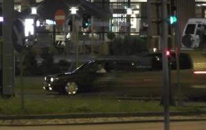 Nielegalne wyścigi w Oliwie. W czwartek posypały się mandaty